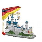 CubicFun 3D Puzzle Neuschwanstein Castle - Bavaria