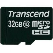 Transcend 32GB micro SDHC (No Box & Adapter - Class 10) - TS32GUSDC10