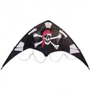 In the Breeze I'm a Jolly Roger Stunt Kite 48-Inch