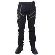 pantalon pour hommes DEVIL FASHION - Gothic Reaper - DVPT001