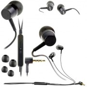Earphones FOR SONY MOBILE 3.5 MM JACK WITH MIC.