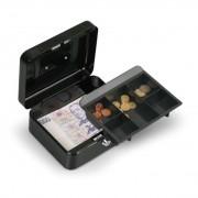 WEDO Geldkassette 90 x 250 x 180 mm, schwarz