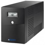 SAI Lapara 2000VA / 1200W, in-LINE, 2x Schuko, 2x IEC, USB, RJ11, LCD