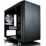 Кутия за компютър Fractal Design DEFINE NANO S BLACK