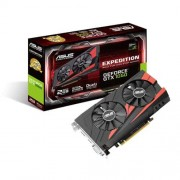 ASUS Expedition GeForce GTX 1050 eSports gaming graphics card 2GB