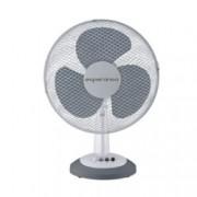 Настолен вентилатор Esperansa ES 1760 DC16, 400mm диаметър, 3 скорости, 40W, сив