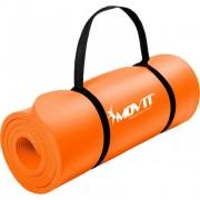 OEM M32914 Podložka na jógu MOVIT 190 x 60 x 1,5 cm – oranžová
