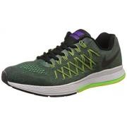 Nike Men's Air Zoom Pegasus 32 Lime and Black Running Shoes - 10 UK/India (45 EU)(11 US)(749340-403)