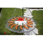 Cookking Cookking grillrooster black steel rond