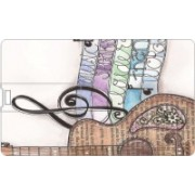 Printland Music Jazz PC86315 8 GB Pen Drive(Multicolor)