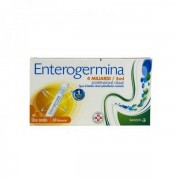 Sanofi Spa Enterogermina 4 Miliardi/5Ml Sospensiore Orale 20 Flaconcini