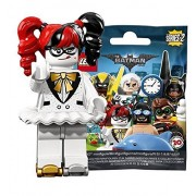 Lego (LEGO) Mini Figures The Lego Batman Movie Series 2 Halley Quinn Unopened Items | The LEGO Batman Movie Series 2 Friends are Family Harley Quinn ?71020-1?