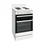 Chef CFE535WB 54CM Upright Freestanding Electric Oven