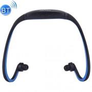 SH-W1FM Life Waterproof Sweatproof Stereo Wireless Sports Earbud Earphone In-ear Headphone Headset with Micro SD Card
