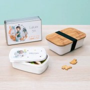 smartphoto Bambus Lunchbox mit Gravur