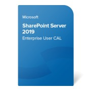 Microsoft SharePoint Server 2019 Enterprise User CAL elektronički certifikat