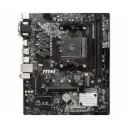 MSI B450M PRO-M2 MAX moederbord Socket AM4 Micro ATX AMD B450
