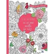 Agenda mea de colorat - 52 de saptamani ca sa vezi viata in roz/***
