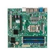 SUPERMICRO C7Q67 - Carte-mère - micro ATX - Socket LGA1155 - Q67 - USB 3.0 - 2 x Gigabit LAN - carte graphique embarquée (unité centrale requise) - audio HD (8 canaux)