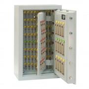 Rottner kulcstároló széf Mabisz E kategória STS 400 Premium elektronikus zárral világosszürke