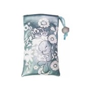 Tweety Cell phone Pouch: Metallic BLUE