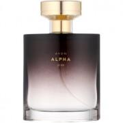 Avon Alpha For Him eau de toilette para hombre 75 ml