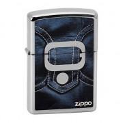 Zapalovač Zippo 22817 Chromed Out Buckle