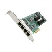 FUJITSU Scheda di controllo Ethernet, da 4x1 Gbit, PCIe x4 Intel