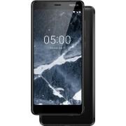 "Smartphone, NOKIA 5.1 TA-1075, DualSIM, 5.5"", Arm Octa (2.0G), 2GB RAM, 16GB Storage, Android, Black"
