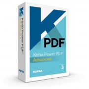 Kofax Power PDF Advanced 3.0 Windows