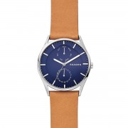 Часовник SKAGEN - Holst SKW6369 Brown/Silver