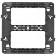 Rama suport 4+4 module Gewiss Chorus GW16808 (GEWISS)