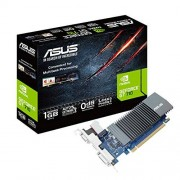 Asus PH-GT1030-O2G GeForce GT 1030 2 GB Phoenix Fan OC Edition HDMI DVI Grafikkarte GT 710 Low Profile 1GB DDR5