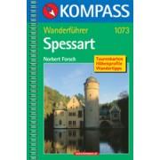 Wandelgids 1073 Spessart   Kompass
