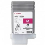 CANON Dye Ink Tank PFI-102 Magenta za iPF605/iPF610/iPF670/iPF750/iPF760/iPF765 130ml