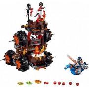 Lego 70321 général Magmars siège machine