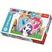 Puzzle clasic copii - My little pony 30 piese