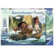 PUZZLE MOANA, 100 PIESE - RAVENSBURGER (RVSPC10719)
