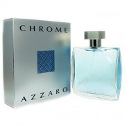 Azzaro Chrome 100 ml EDT Spray Perfumes para Hombre Azul Talla 100 ml EDT Spray
