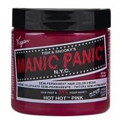 culoare la par MANIC PANICĂ - Fierbinte Roz