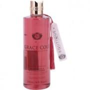 Grace Cole Boutique Warm Vanilla & Sandalwood gel de baño y ducha calmante 500 ml
