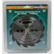 Disc Fierastrau Circular 160 x 20 mm / 14 Dinti - MANNESMANN - M13321
