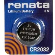 Renata CR2032 3V Lithium Battery