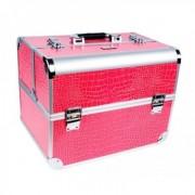 Geanta manichiura model mare - pink