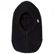 Joha Balaclava Black Wool