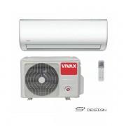 Vivax Cool S DESIGN invert. ur. 3,81kW, ACP-12CH35AESI, W