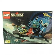 LEGO (LEGO) Time Twisters 6496 Whirling Time Warper Block Toy (Parallel import)