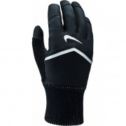 Nike Shield Gloves Women - Female - Zwart - Grootte: Medium