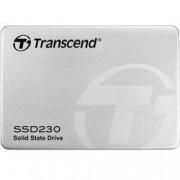 "Transcend Interní SSD pevný disk 6,35 cm (2,5"") 256 GB Transcend 230S Retail TS256GSSD230S SATA 6 Gb/s"