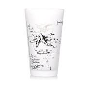 The Hobbit - a Magányos hegy - hőre változó pohár